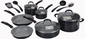 Cuisinart Ceramic Cookware Nonstick Aluminum 14-pc Review 2019