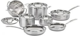Cuisinart MCP-12N Multiclad Pro 12-Pc Cookware Review 2019
