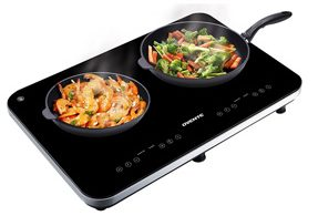 Ovente BG62B Double Portable Ceramic Induction Cooktop Review 2020