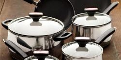 Paula Deen Signature Stainless Steel II 12-Pc Cookware Review 2019