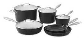 Scanpan Professional 10-Pc Cookware Review 2019