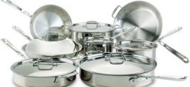 Best Stainless Steel Cookware Reviews 2019
