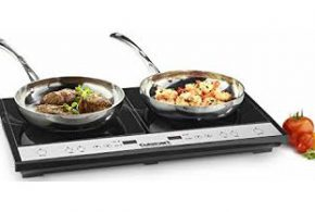 Cuisinart Double Induction cooktop ict60 Review 2019