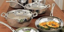 Cuisinart French Classic Tri-ply Stainless Cookware FCT-10 Pcs Review 2018