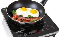 Ivation 1800 Watt Portable Induction Cooktop Review 2019