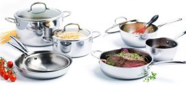 OXO Good Grips Tri-Ply Stainless Steel Pro 13-pc Cookware Review 2019
