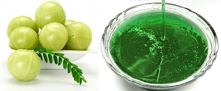 Amla oil hair benefits