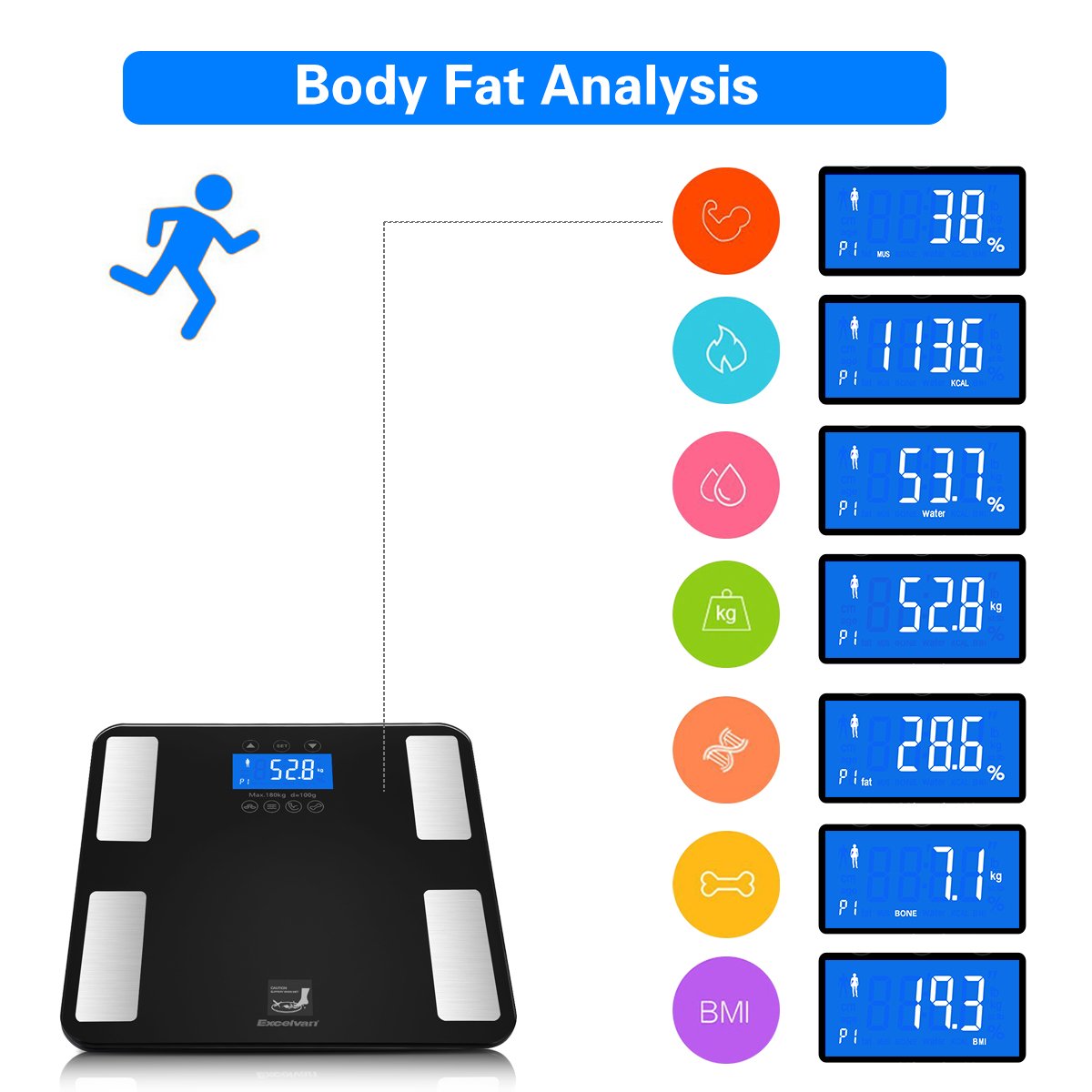 Best Body Fat Scale Reviews 2019