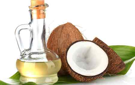 Benefits of Coconut oil for hair growth | Fatty acid magic