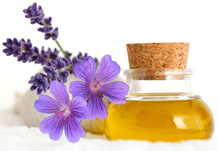 Lavender Oil Hair Care