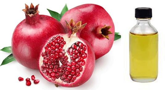 Pomegranate Seed Hair Benefits