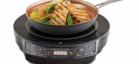 NUWAVE 30242 Lightweight 1500W Induction Cooktop