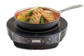 NUWAVE 30242 Lightweight 1500W Induction Cooktop with 9″ Fry Pan Review 2019